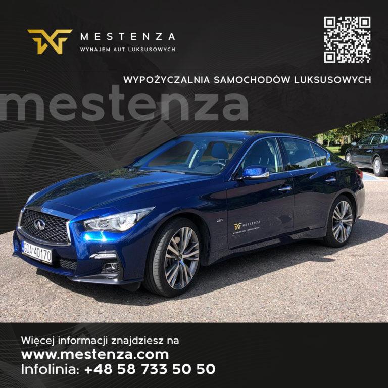 Najciekawsze modele pojazdów dostępnych w ofercie firmy Mestenza