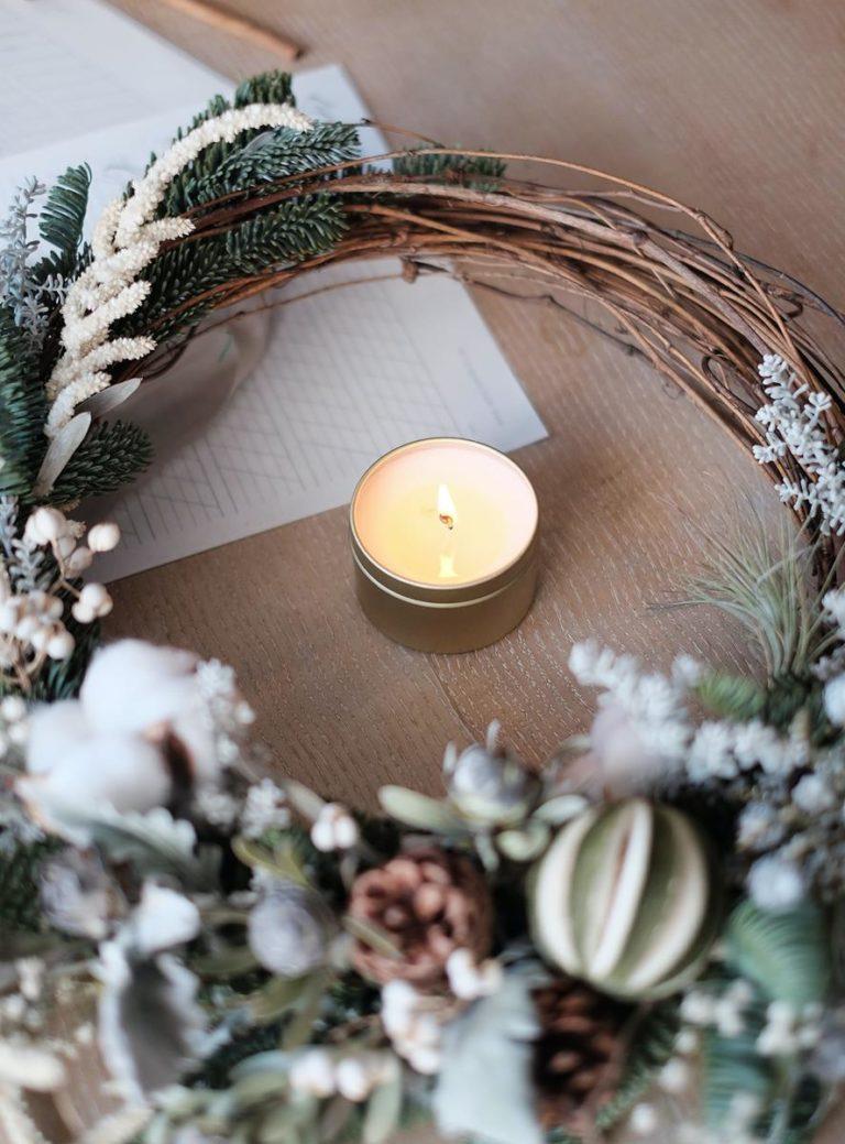 Z czego wytwarzane są świeczki zapachowe?