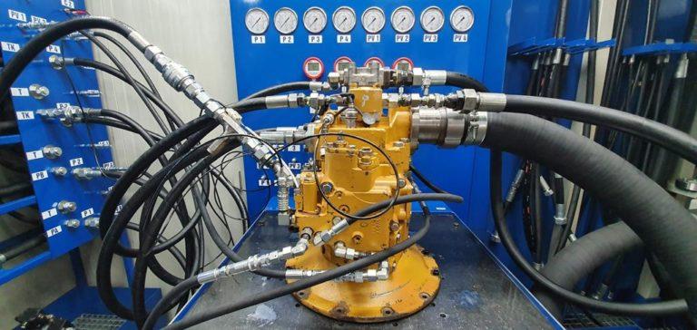 Pompy w systemach hydraulicznych